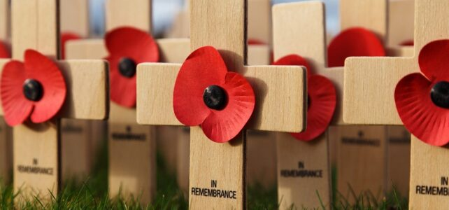 Remembrance Sunday – 8th November 2020
