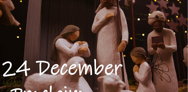 Advent Calendar – 24 December : Advent 4