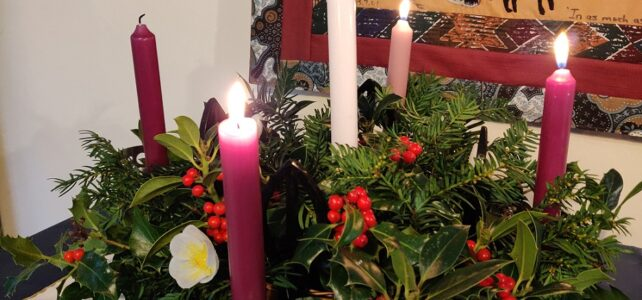 Third Sunday of Advent – 13th December 2020