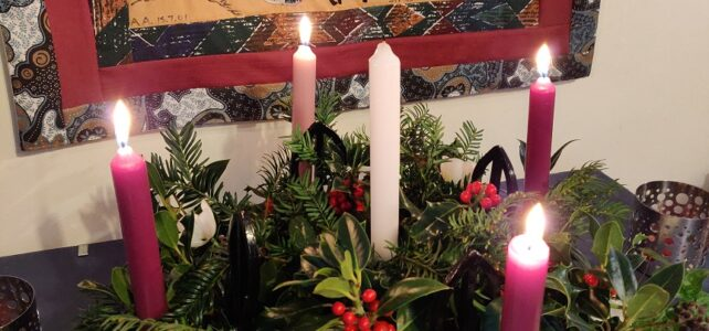 Fourth Sunday of Advent – 20th December 2020