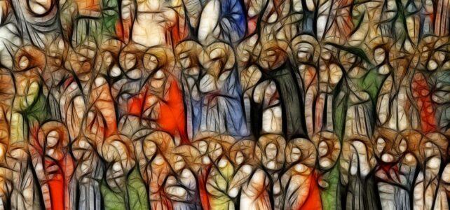 All Saints Service –  1 November 2020